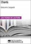 eBook: Chants de Giacomo Leopardi