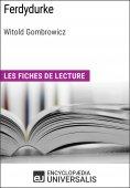 eBook: Ferdydurke de Witold Gombrowicz