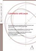 eBook: Contrats spéciaux