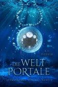 ebook: Die Weltportale (Band 2)