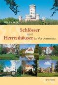 ebook: Schlösser und Herrenhäuser in Vorpommern