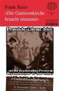 """eBook: """"Die Garnisonkirche braucht niemand"""""""