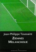 eBook: Zidanes Melancholie