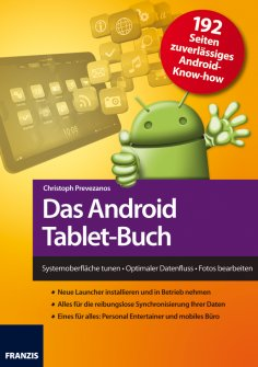 eBook: Das Android Tablet-Buch