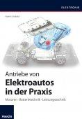 eBook: Antriebe von Elektroautos in der Praxis