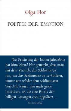 eBook: Politik der Emotion