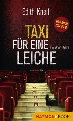 ebook: Taxi für eine Leiche
