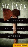 eBook: Interview mit einem Mörder