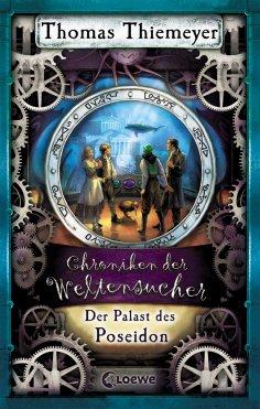 eBook: Chroniken der Weltensucher 2 - Der Palast des Poseidon