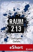 ebook: Raum 213 - Geflügelte Gefahr