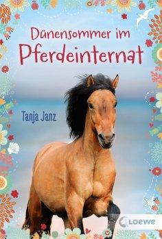 ebook: Dünensommer im Pferdeinternat