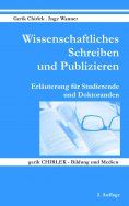 eBook: Wissenschaftliches Schreiben und Publizieren