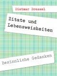 eBook: Zitate und Lebensweisheiten