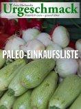 eBook: Urgeschmack Paleo Einkaufsliste