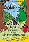 eBook: ABC- Abenteuer: Im Wald mit den Letterbabies