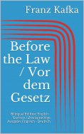 eBook: Before the Law / Vor dem Gesetz