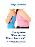 ebook: Leseprobe: Warum sind Menschen dick?