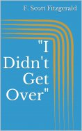 "eBook: ""I Didn't Get Over"""