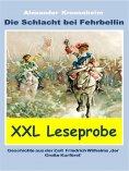 ebook: XXL LESEPROBE - Die Schlacht bei Fehrbellin
