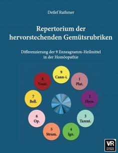 eBook: Repertorium der hervorstechenden Gemütsrubriken