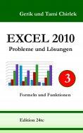 ebook: Excel 2010. Probleme und Lösungen. Band 3