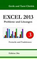 ebook: Excel 2013. Probleme und Lösungen. Band 3