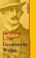 eBook: Hermann Löns: Gesammelte Werke
