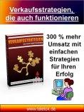eBook: Verkaufsstrategien die auch funktionieren