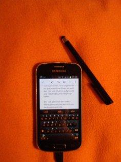 ebook: Ebooks effizient mit dem Smartphone schreiben