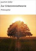 eBook: Zur Erkenntnistheorie