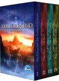 eBook: Verlorenend - Fantasy-Epos (Gesamtausgabe)