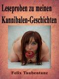 eBook: Leseproben zu meinen Kannibalen-Geschichten