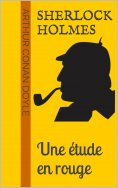 eBook: Sherlock Holmes - Une étude en rouge