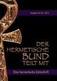 eBook: Der hermetische Bund teilt mit