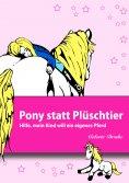 eBook: Pony statt Plüschtier