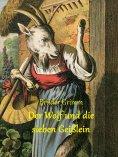 eBook: Der Wolf und die sieben Geißlein
