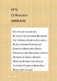 eBook: 1972 - 13 Wochen - 10850 km