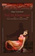 ebook: Tod im Kontinuum