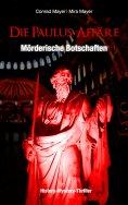 eBook: Die Paulus-Affäre – Mörderische Botschaften