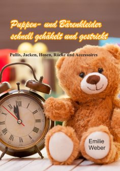 eBook: Puppen- und Bärenkleider schnell gehäkelt und gestrickt