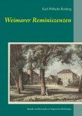 eBook: Weimarer Reminiszenzen