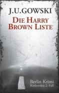 ebook: Die Harry Brown Liste