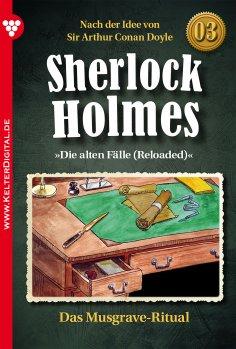 ebook: Sherlock Holmes 3 – Kriminalroman