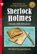 ebook: Sherlock Holmes 4 – Kriminalroman