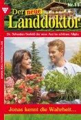 eBook: Der neue Landdoktor 11 – Arztroman