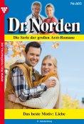 eBook: Dr. Norden 603 – Arztroman