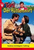 eBook: Toni der Hüttenwirt 103 – Heimatroman