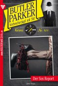 eBook: Butler Parker 101 – Kriminalroman