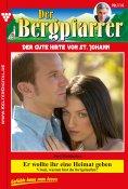 ebook: Der Bergpfarrer 114 – Heimatroman