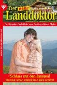 eBook: Der neue Landdoktor 29 – Arztroman